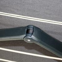 Dyneema®band i armfäste, knäled och front